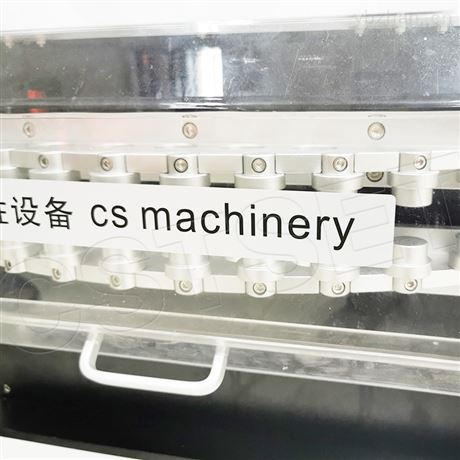SchildKMecht涂覆织物屈挠试验机B法