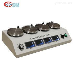 HJ-4A数显多头磁力加热搅拌器价格