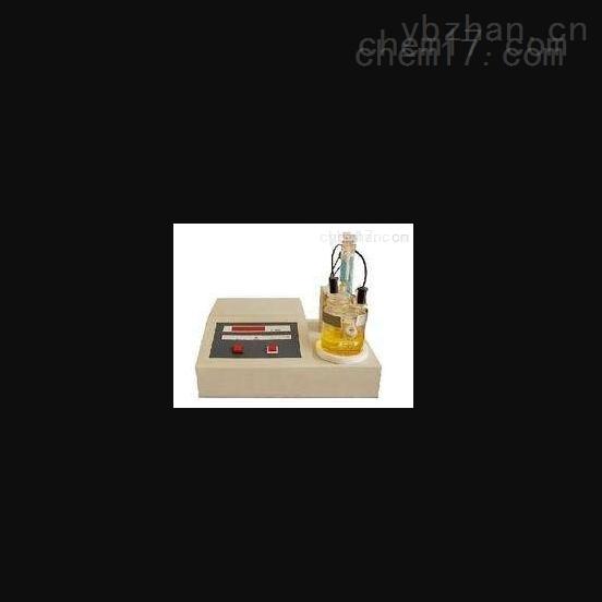 榆树市承装修试变压器油微量水分测定装置