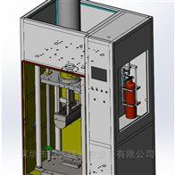 DMS新能源50吨电池包挤压针刺一体机