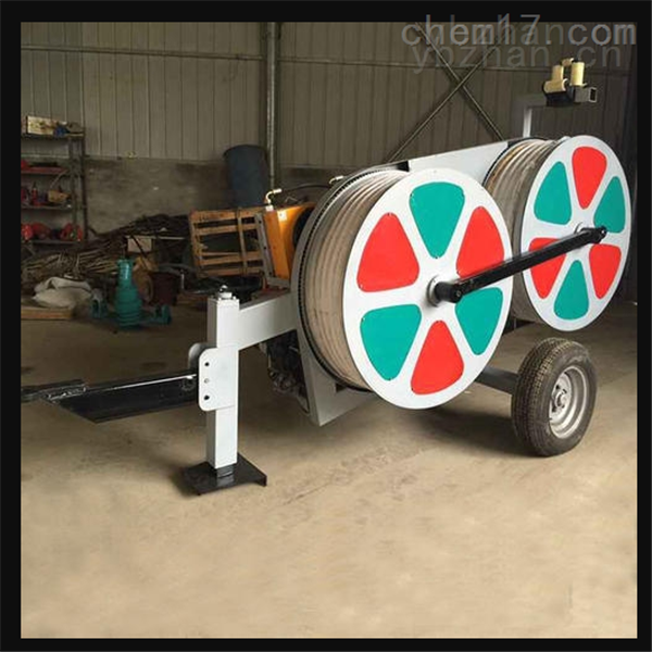 承装电力大型张力机180kN(4X4. 5kN)
