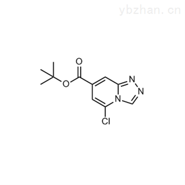 tert-Butyl 5-chloro-[1,2,4]triazolo[4,3-a]pyridine-7-carboxylate