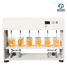 JJ-6A数显六联电动搅拌器(同步)