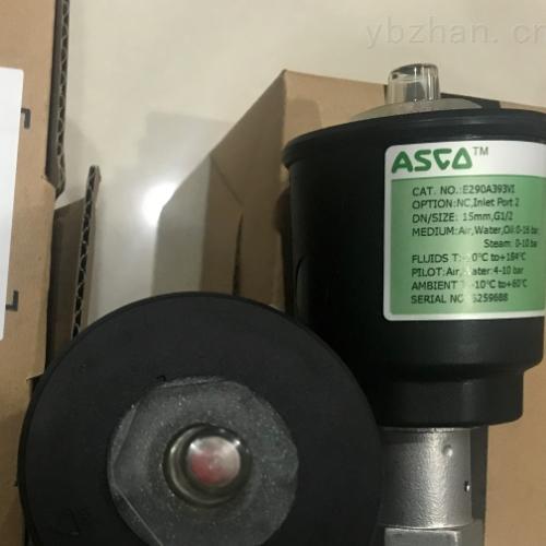 ASCO分布直动式电磁阀G435ALSN0025A00