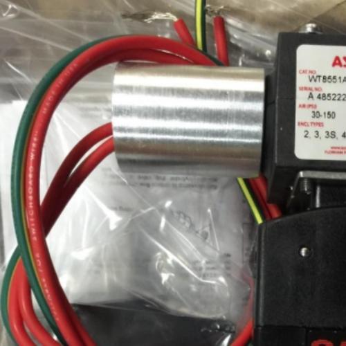 美国ASCO本安型防爆电磁阀SCE238D007