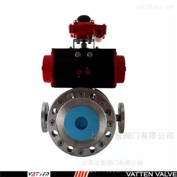 气动双作用保温球阀 带反馈信号保温球阀