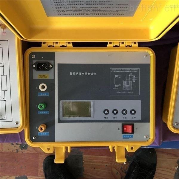 吉林省智能绝缘电阻测试仪