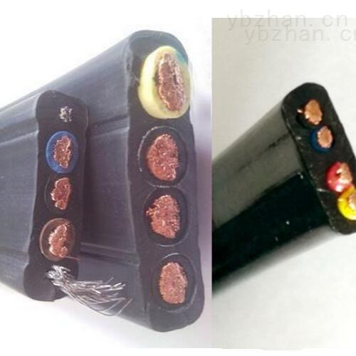 YBVVP系列屏蔽抗拉扁电缆