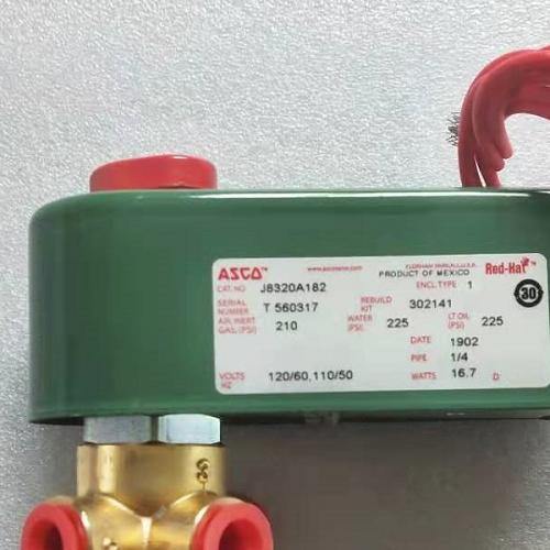 美国ASCO阿斯卡精密微型阀-J8320A182