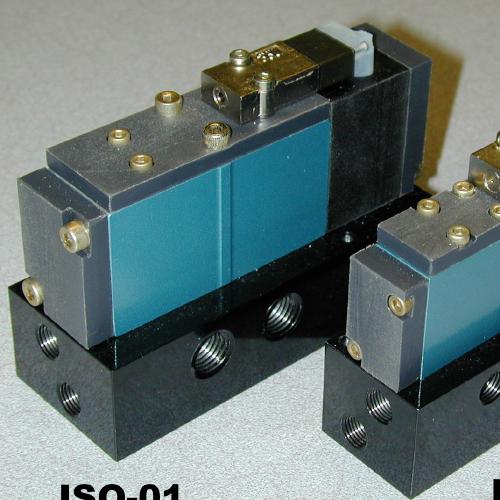 美国MAC串接带流量控制电磁阀