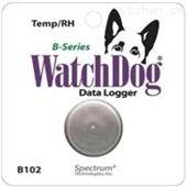 WatchDog B102钮扣式空气温湿度记录仪
