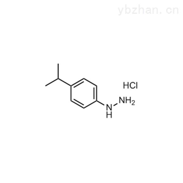(4-Isopropylphenyl)hydrazine hydrochloride