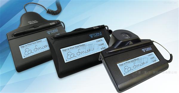 TOPAZ SYSTEMS电子签名板T-LBK462-HSB-R