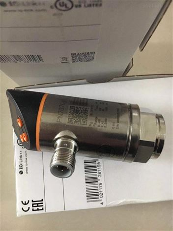 德国IFM带显示屏的压力传感器PN7094