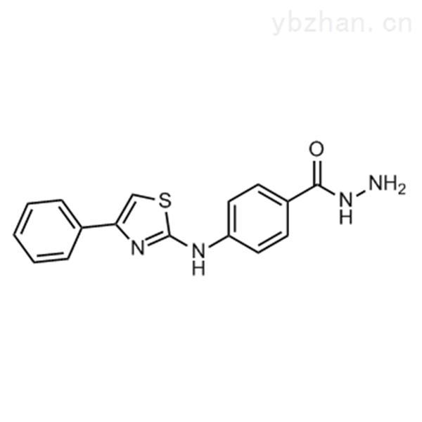 4-[(4-Phenyl-1,3-thiazol-2-yl)amino]benzohydrazide