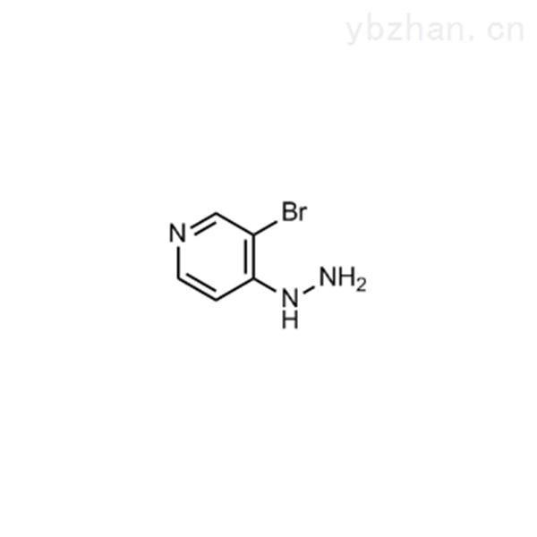3-Bromo-4-hydrazinylpyridine