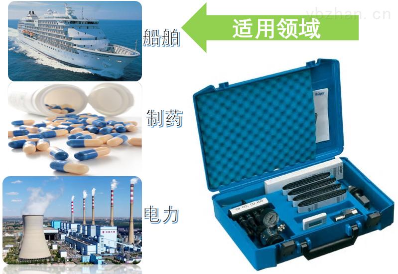 压缩空气检测仪Aerotest Navy适用领域