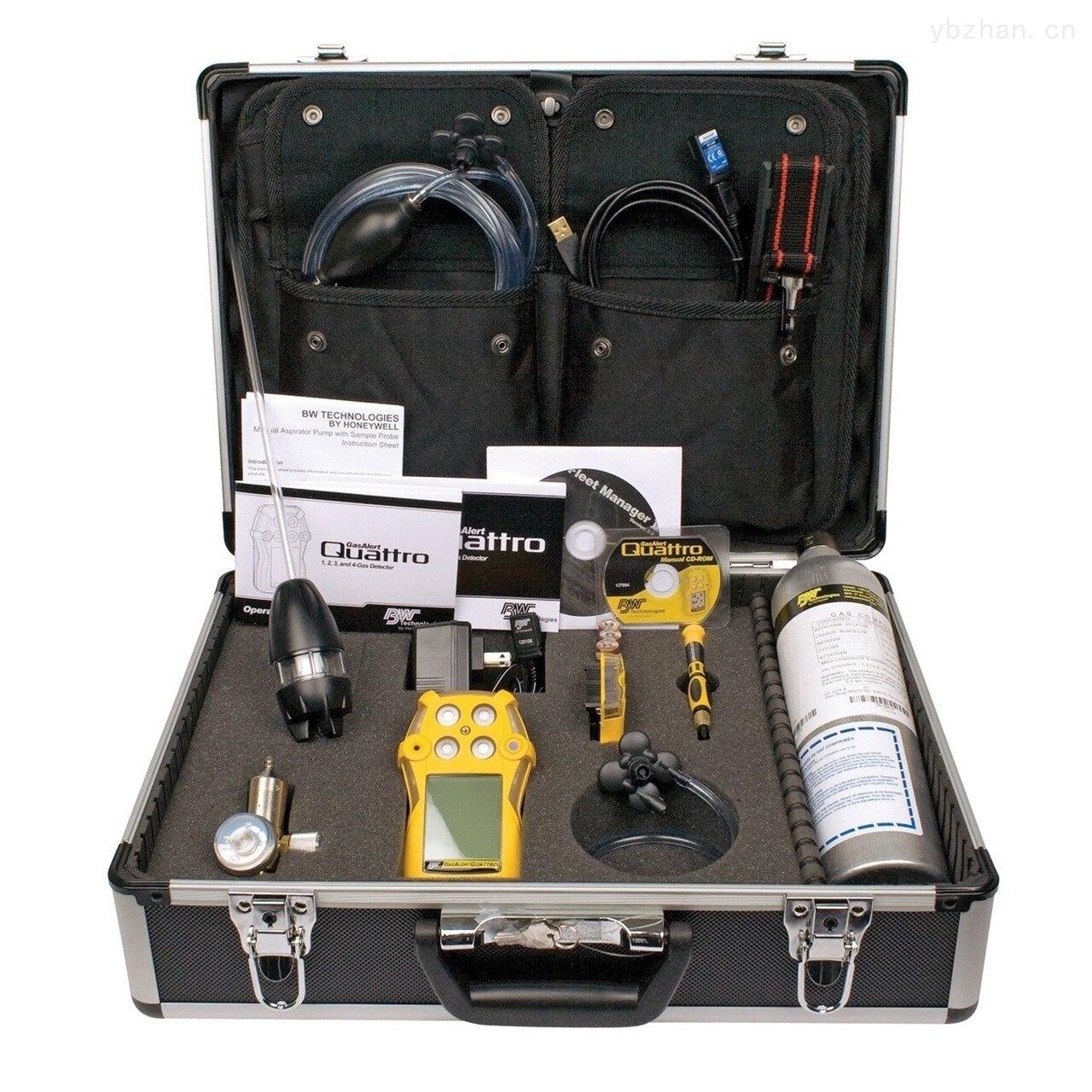 <strong><strong><strong><strong>BW GasAlertQuattro 四合一气体检测仪</strong></strong></strong></strong>  加拿大BW GasAlertQuattro
