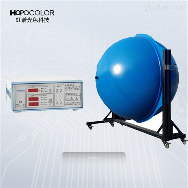 LED光谱检测系统