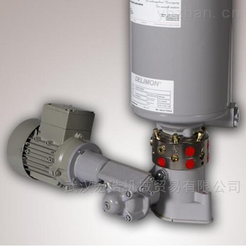 BIJUR DELIMON齒輪泵