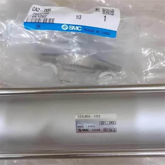 SMC气爪缸请参见SMC样本CA2T50TF-60Z