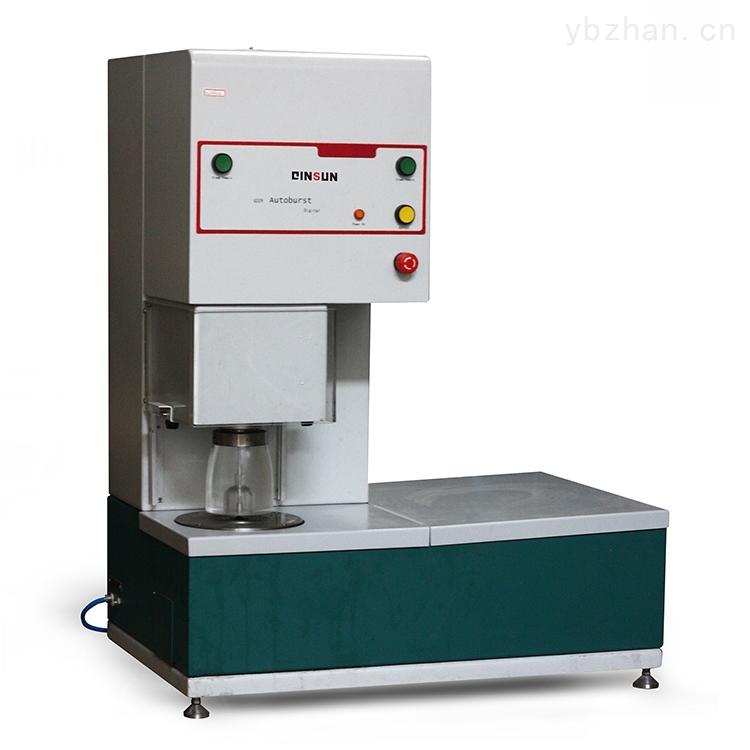 纸张耐破强度测定仪/液压式织物胀破仪