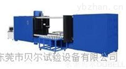东莞贝尔BE-6047AP-100T电池包卧式挤压针刺试验机