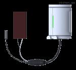 无线热流传感器