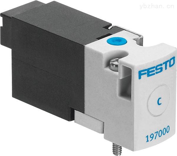 FESTO电磁阀CPE-163783