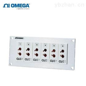 SJP1-12-K美国OMEGA热电偶标准卡入插式座面板SJP系列
