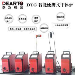 DTG-300便携式中低温干体炉