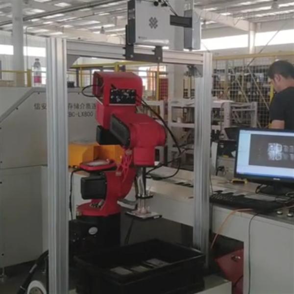 工业机器人3D相机