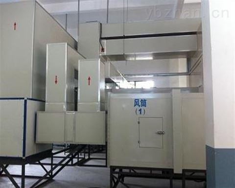 组合空调焓差实验室 房间时焓差法 风管循环式焓差法