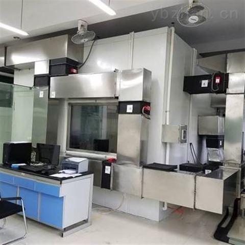 建筑微环境人体舒适度试验台实验室 建环环境模拟实验室 气流组织分别实验室