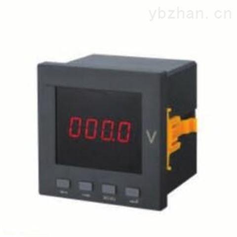 数码单相电压表