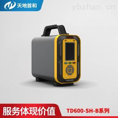 TD600-SH-B-NH3手提式氨气分析仪防爆合格认证
