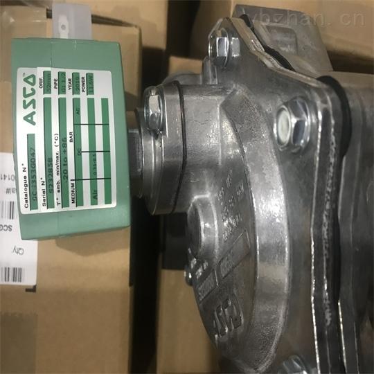 美国ASCO快速排气电磁阀防护等级