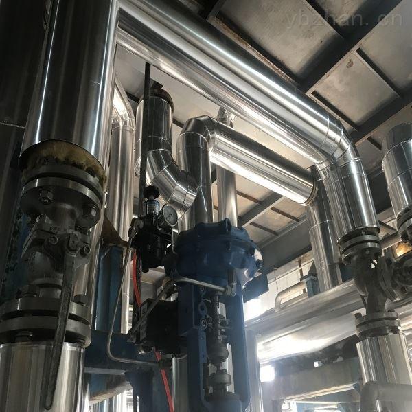 海阳市蒸汽管道保温施工