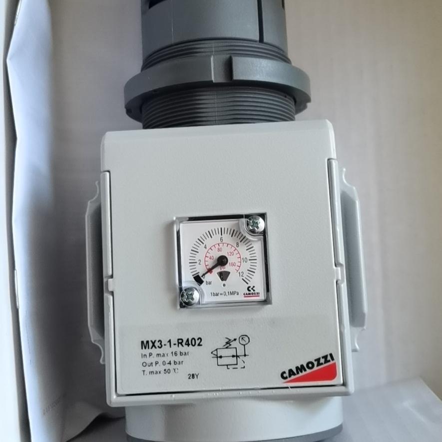 意大利CAMOZZI溢流型减压器MC238-R00
