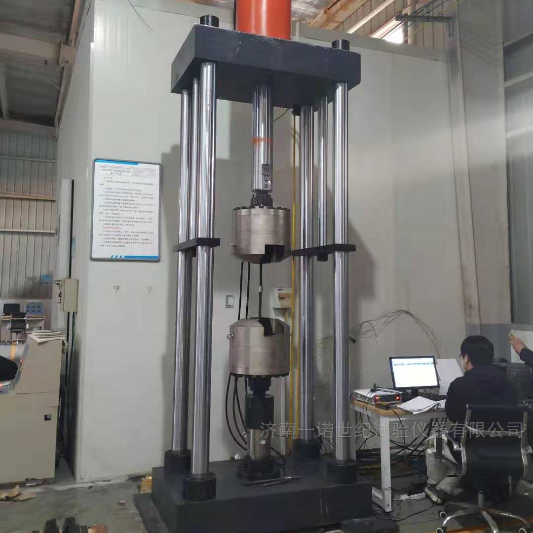 济南钢筋套筒灌浆连接件反复拉压试验机厂家