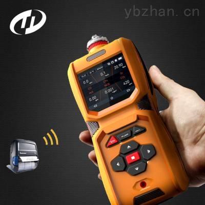 TD600-SH-R134a防爆型便携式四氟乙烷检测报警仪_三合一气体测定仪