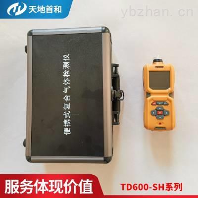 TD600-SH-B2H6防爆型便携式检测报警仪_2合1气体测定仪
