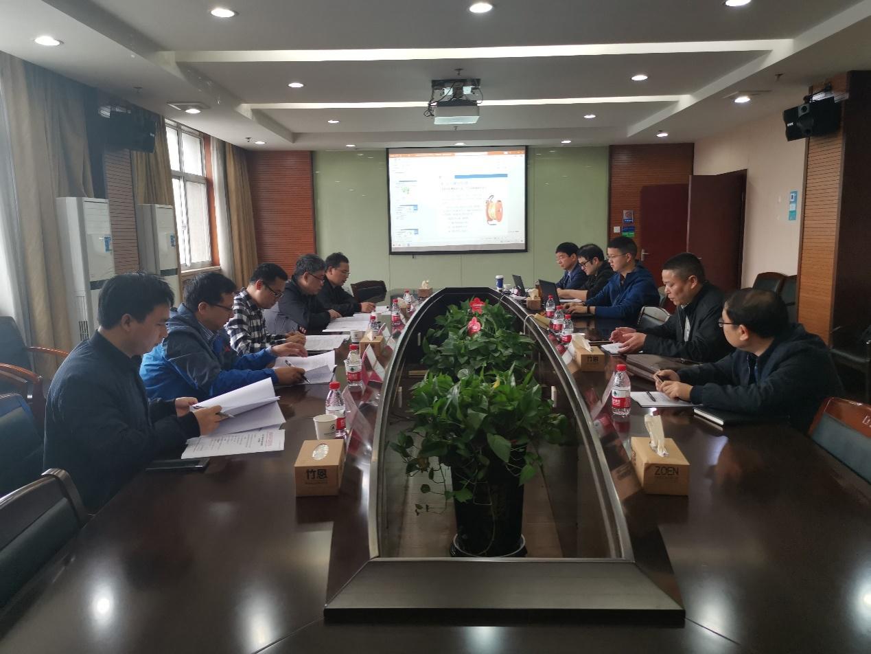 湖南计量院起草的两项湖南省地方计量校准规范通过审定