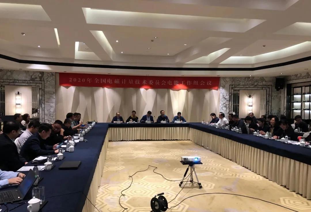 2020年全国电磁计量技术委员会电能工作组会议召开