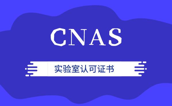萬勝智能取得CNAS實驗室認可證書