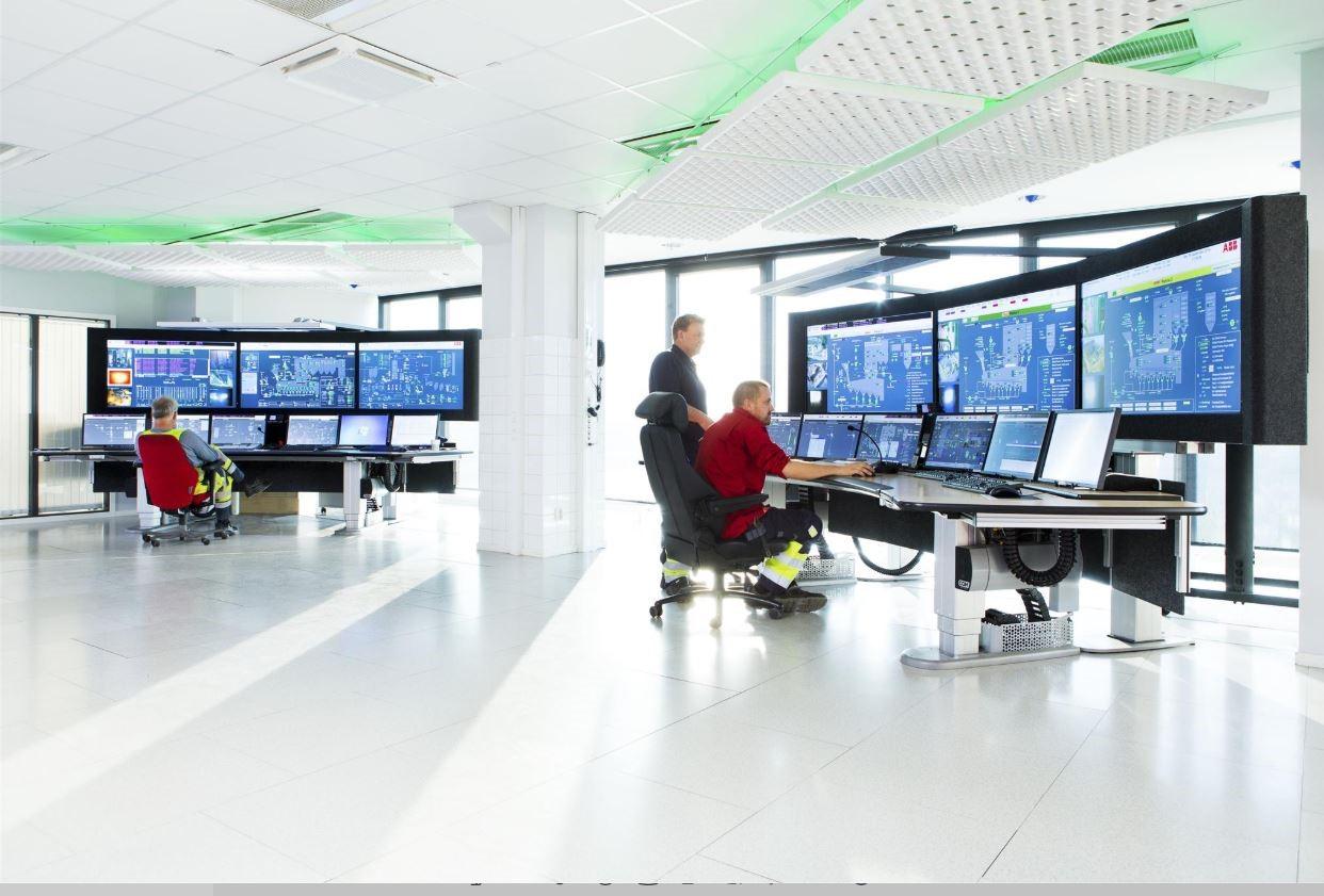 ABB蟬聯分布式控制系統(DCS )全球市場份額第一