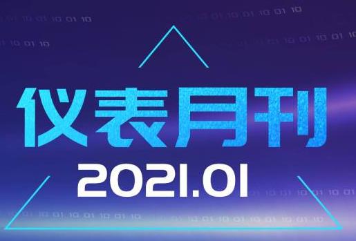 2021年1月儀表月刊