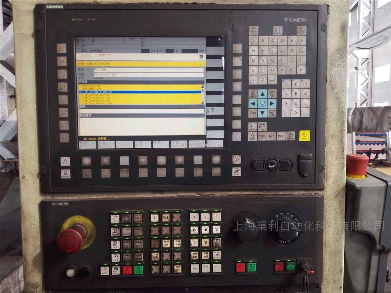 西门子电机抱闸打不不开维修