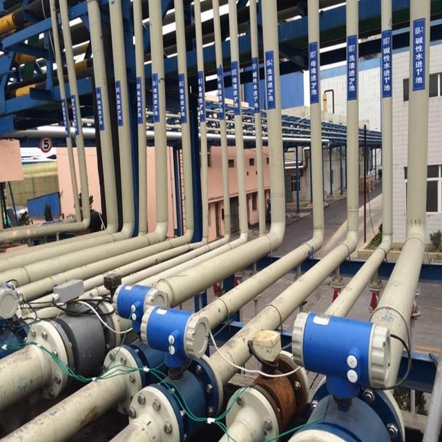 蕭山DN125污水流量計