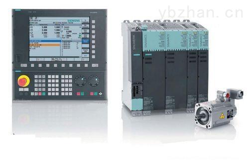 西门子840D数控机床报警6406故障维修